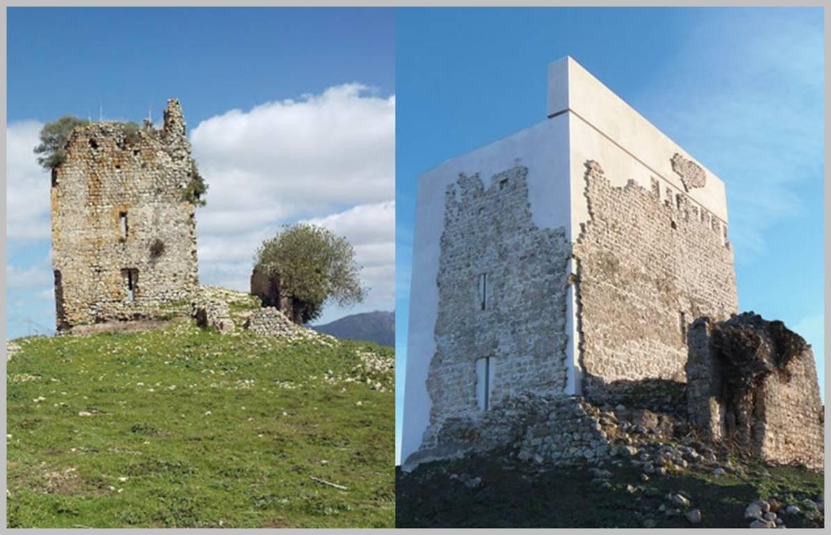スペインの修復失敗